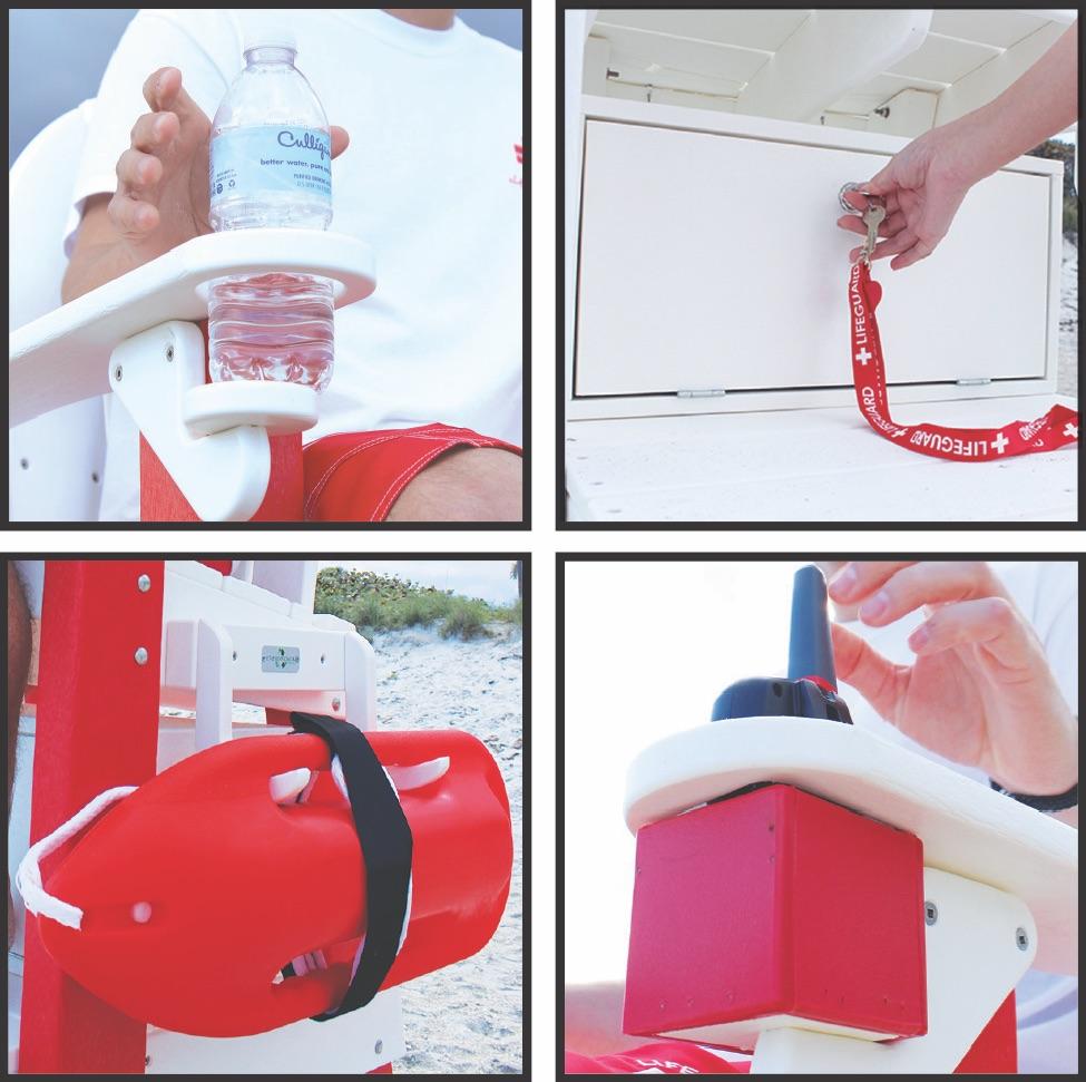 Explore Lifeguard Chairs!