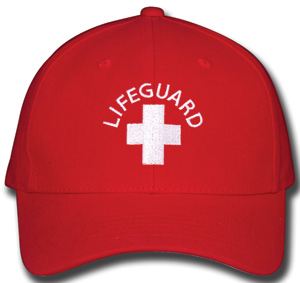 Shop Lifeguard Caps!