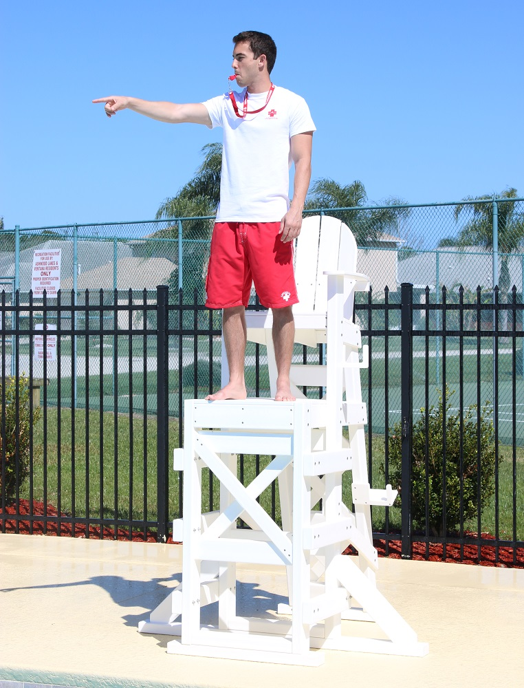 View Lowest Priced Lifeguard Chairs!