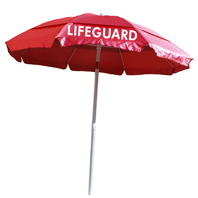 Choose Your Lifeguard Umbrella!
