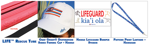 Hawaiian Lifeguard Products