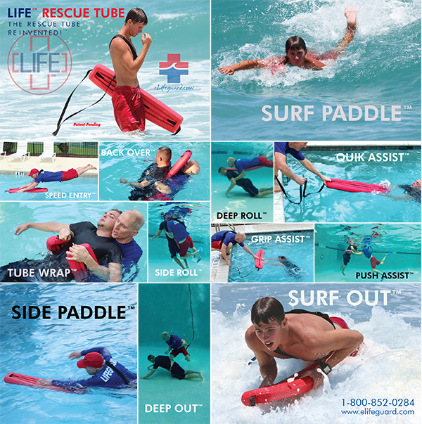 LIFE Tube Rescue Maneuvers